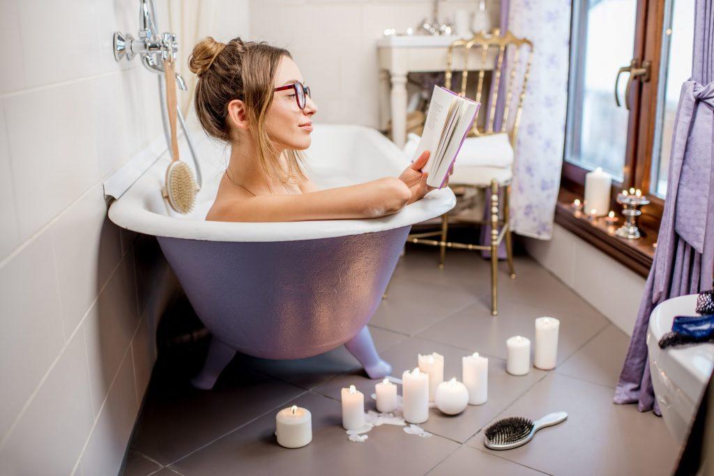 Bagno rilassante fatto in casa i tuoi 30 minuti di centro benessere ohga - Bagno rilassante ...