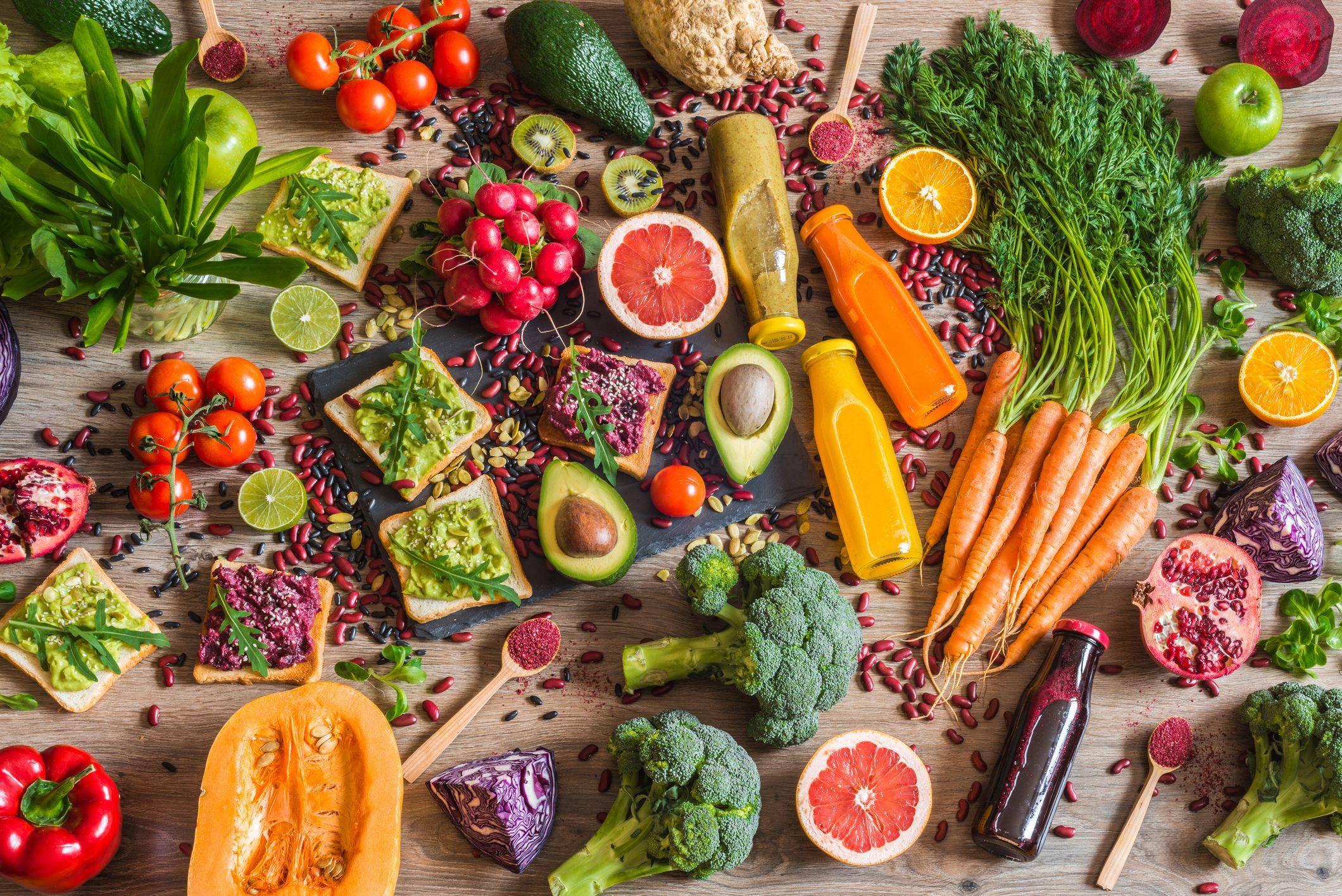 come iniziare con una dieta vegana