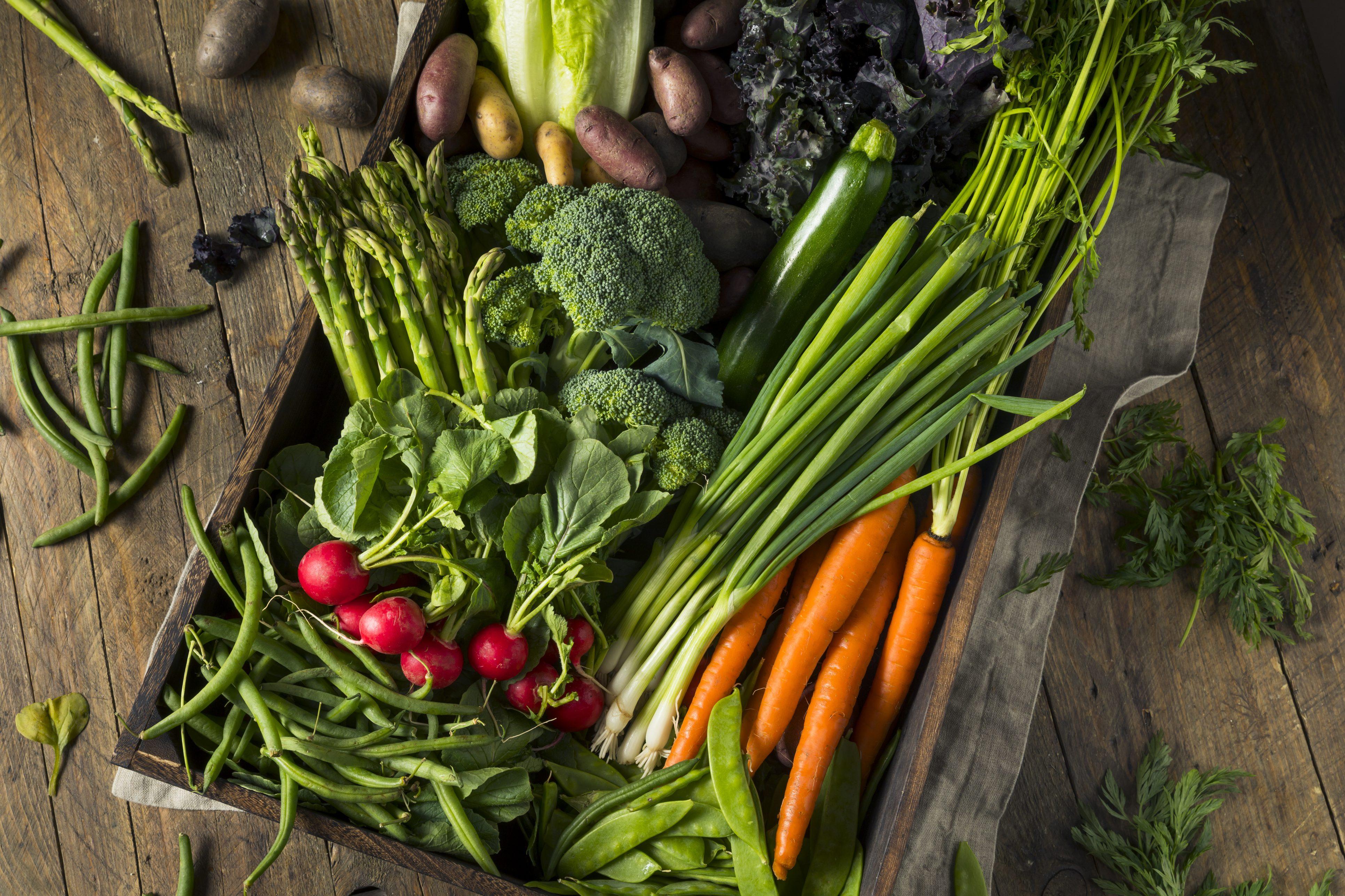 verdure e verdure per perdere peso 10 chili
