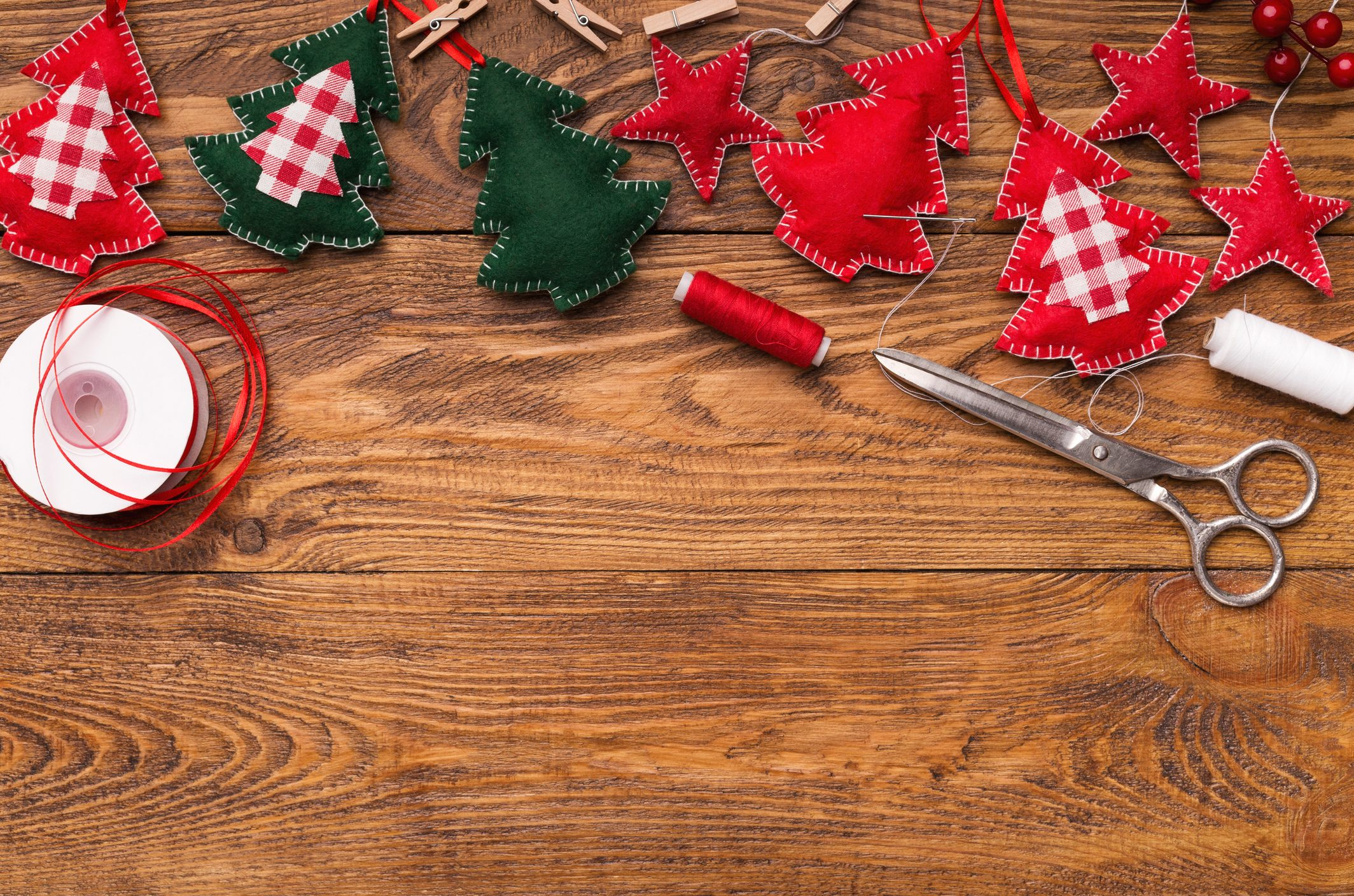 Come Fare Dei Regali Di Natale Fai Da Te.Albero Di Natale Fai Da Te Hai Scelto Come Realizzare Quello Di