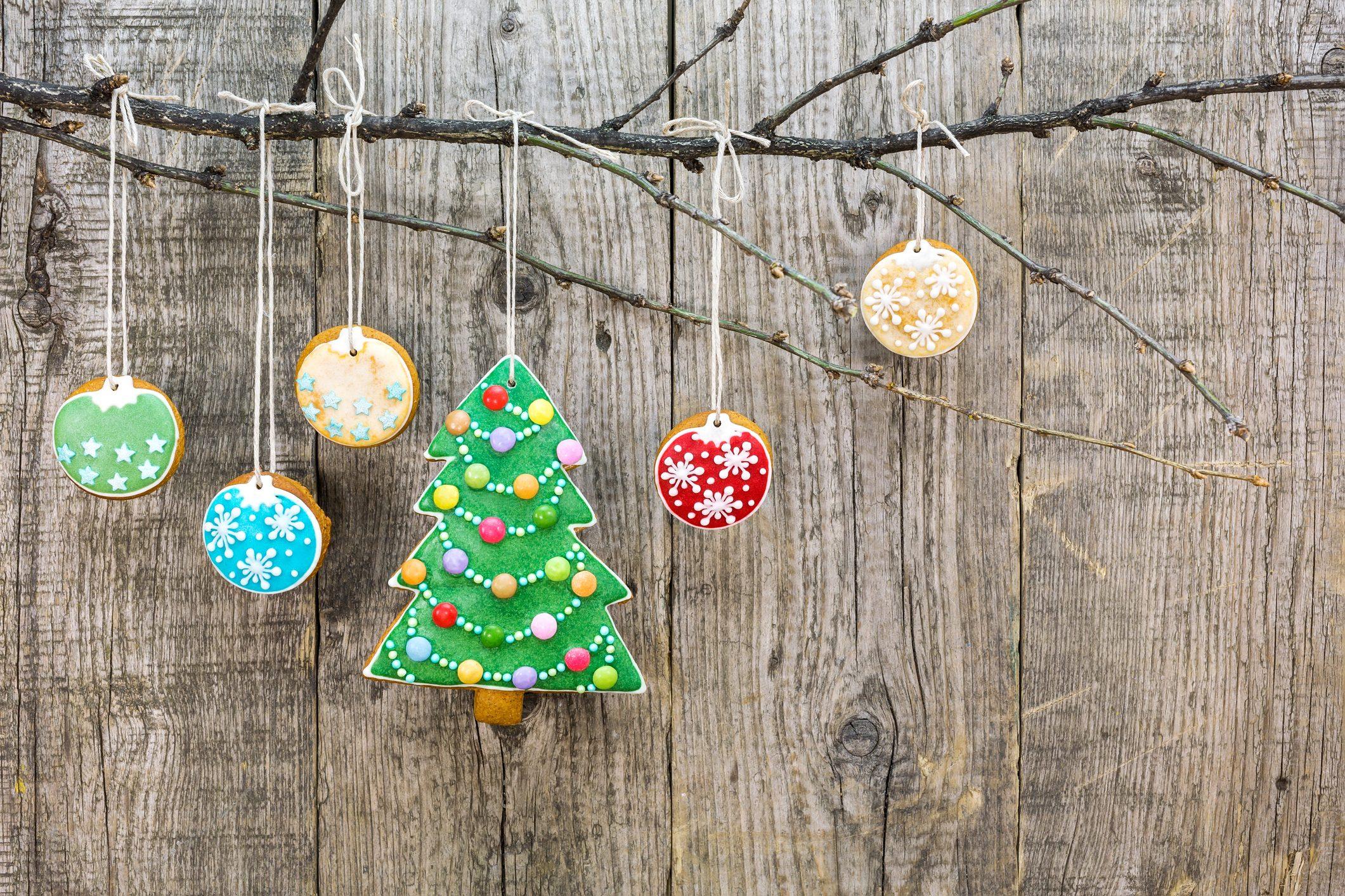 Lavoretti Di Natale Con Stuzzicadenti.Lavoretti Di Natale Con La Pasta Di Sale Dal Piu Facile Al