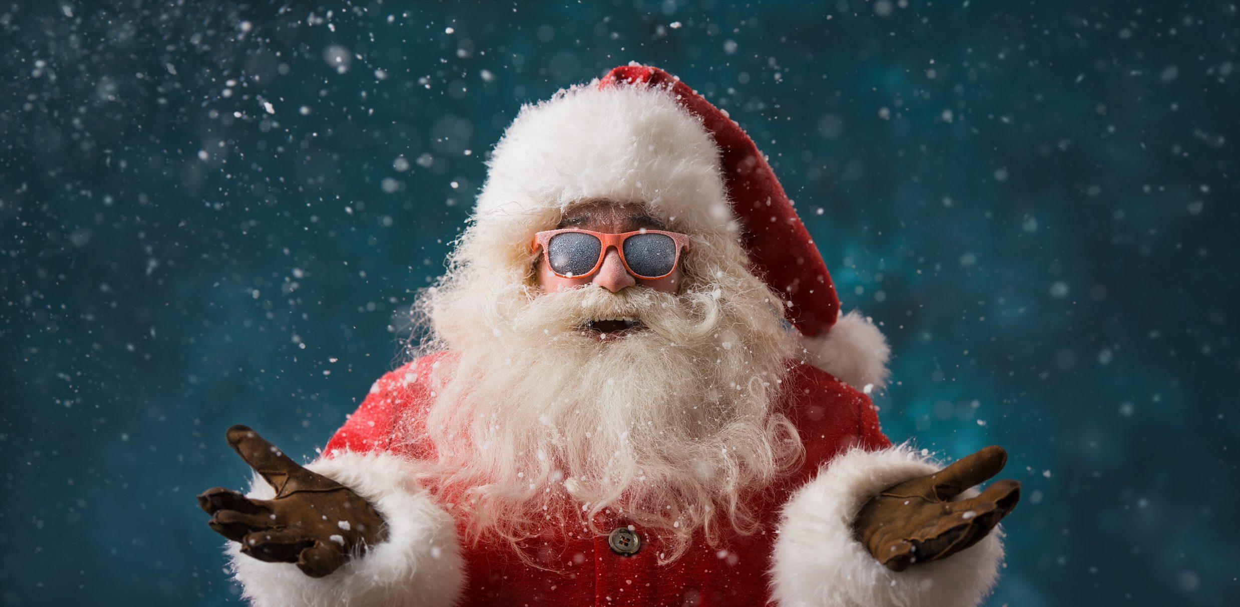 La Storia Babbo Natale.La Vera Storia Di Babbo Natale Chi E L Uomo Vestito Di