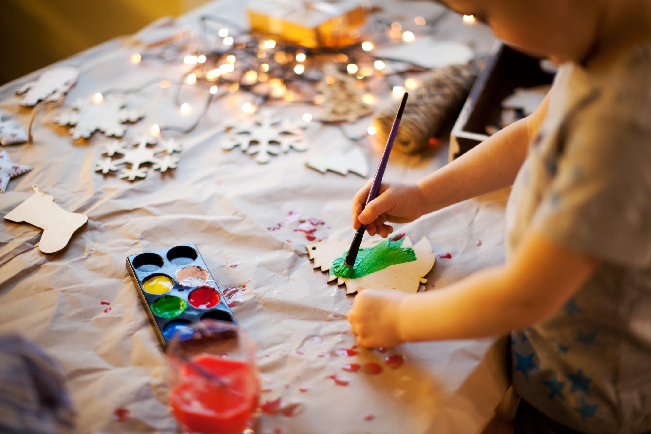 Lavoretti Di Natale Per Bambini Dal Riciclo All Addobbo