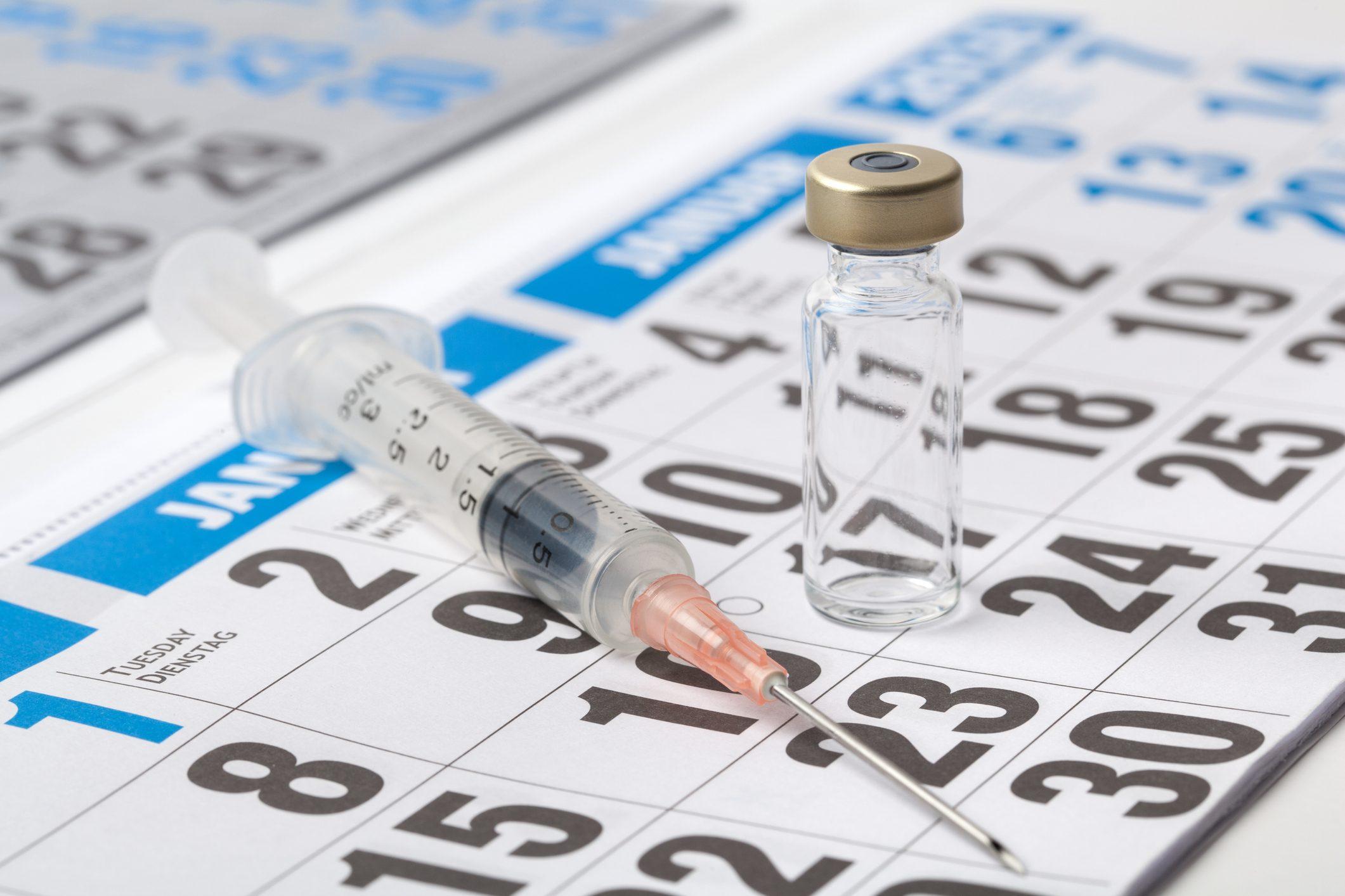 Ogni Quanti Anni Si Ripete Il Calendario.Il Calendario Dei Vaccini Quali Sono Quelli Obbligatori E