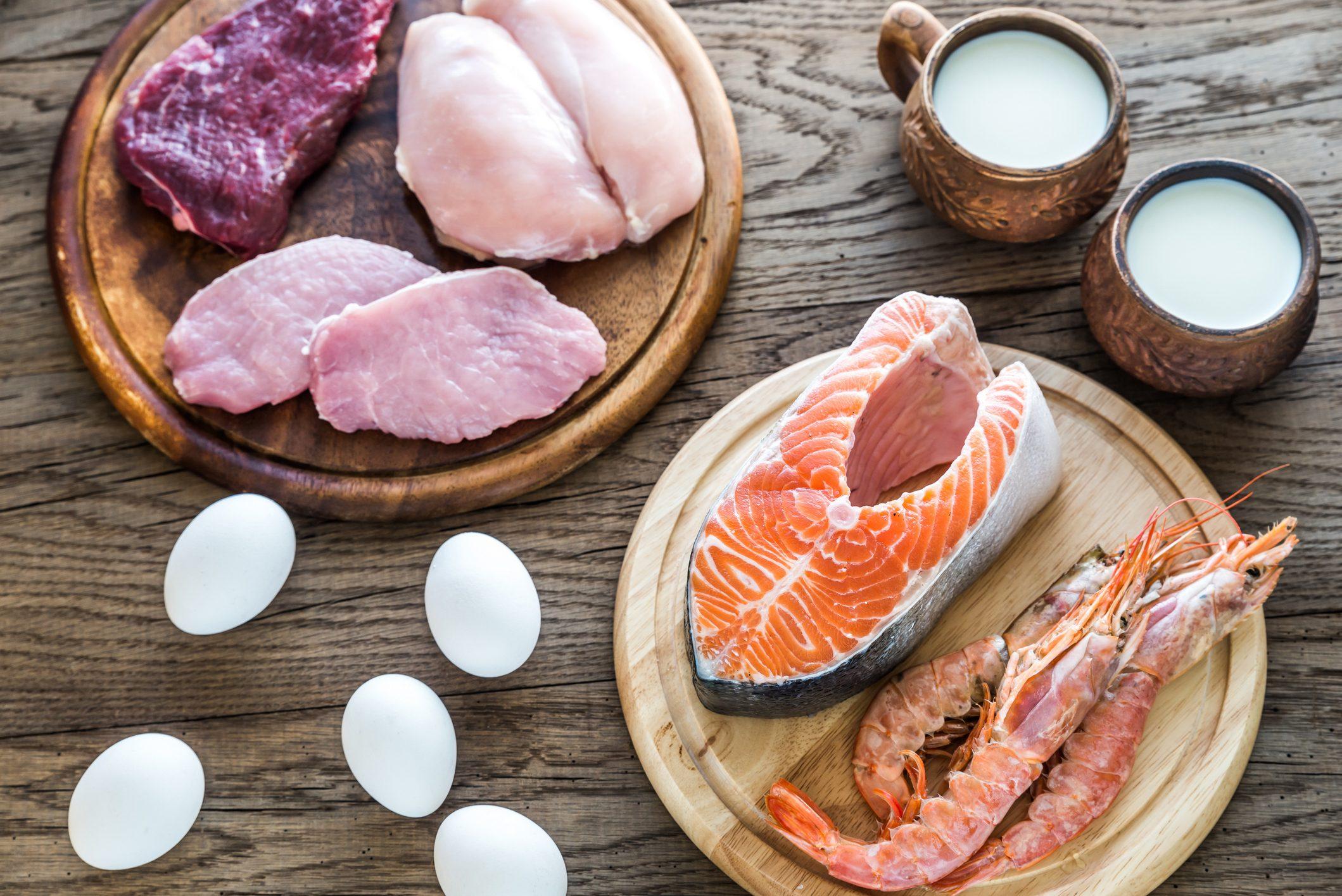 cibo consentito nella dieta dukan fase di attacco dukano