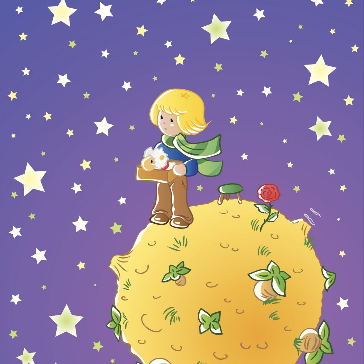 Frasi Sui Bambini Il Piccolo Principe.Il Piccolo Principe 5 Lezioni Di Vita Dal Racconto Di Antoine De Saint Exupery Ohga