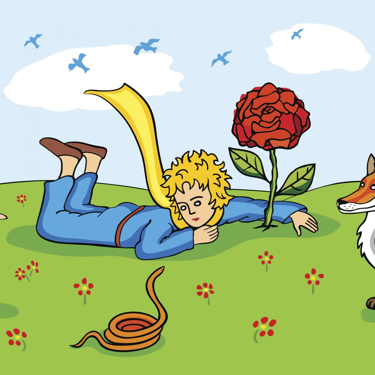 Frasi Sui Bambini Il Piccolo Principe.Le 10 Frasi De Il Piccolo Principe Da Non Dimenticare Mai Ohga