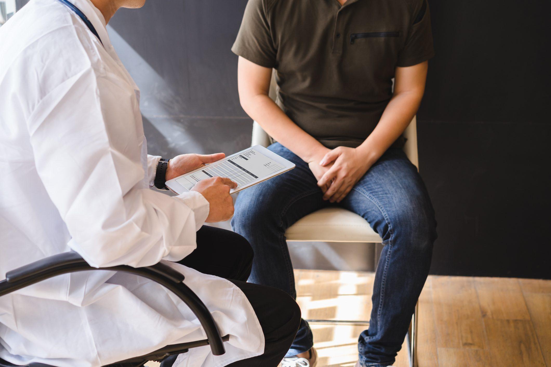 test del cancro alla prostata bjui