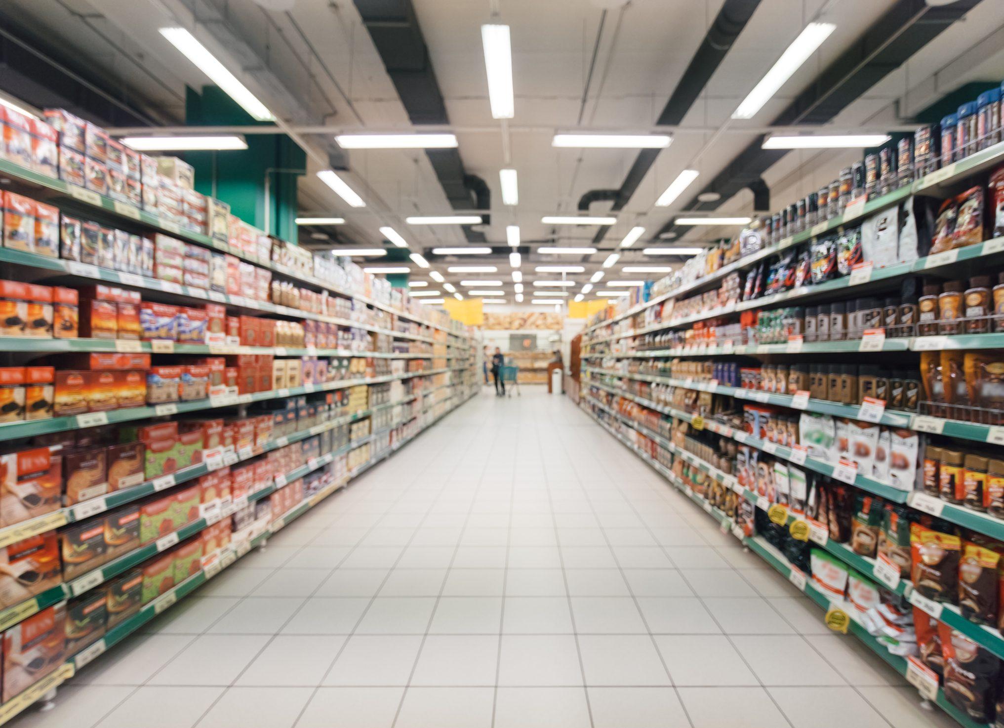Foto Scaffali Supermercati.Il Tutto E Subito Della Grande Distribuzione Quando Il