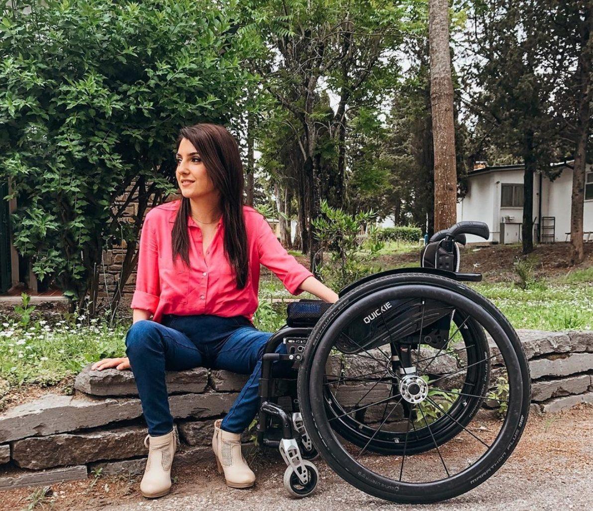 incontri di utenti su sedia a rotelle Newport incontri