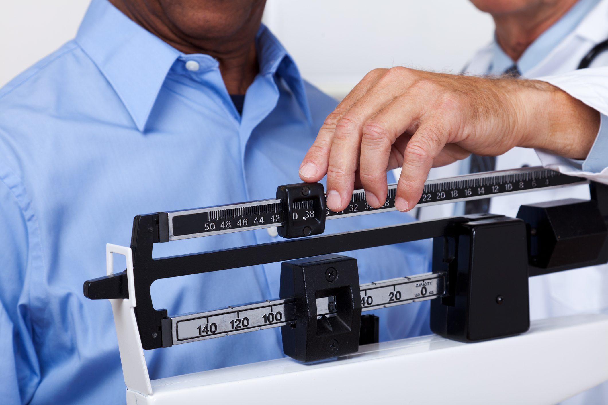 la perdita di peso nel diabete riduce i rischio