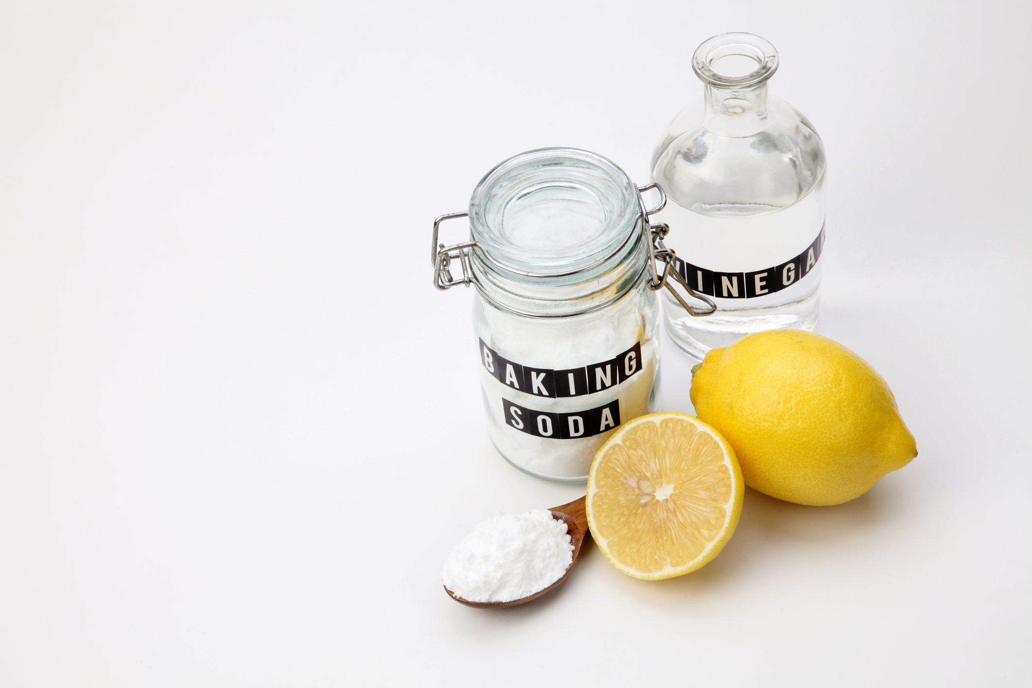 Miscela Per Pulire Il Forno aceto e bicarbonato di sodio: un binomio vincente per la