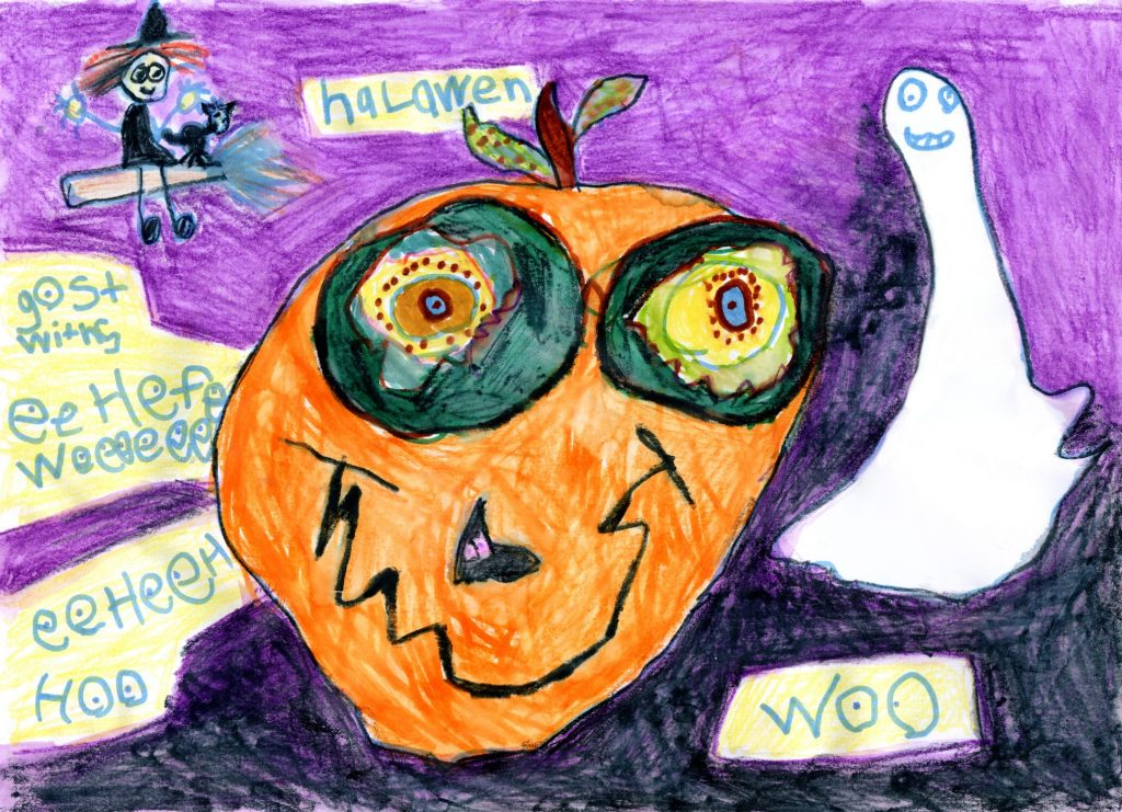 Disegni Di Halloween Da Colorare Stampa Ritaglia E Colora Le