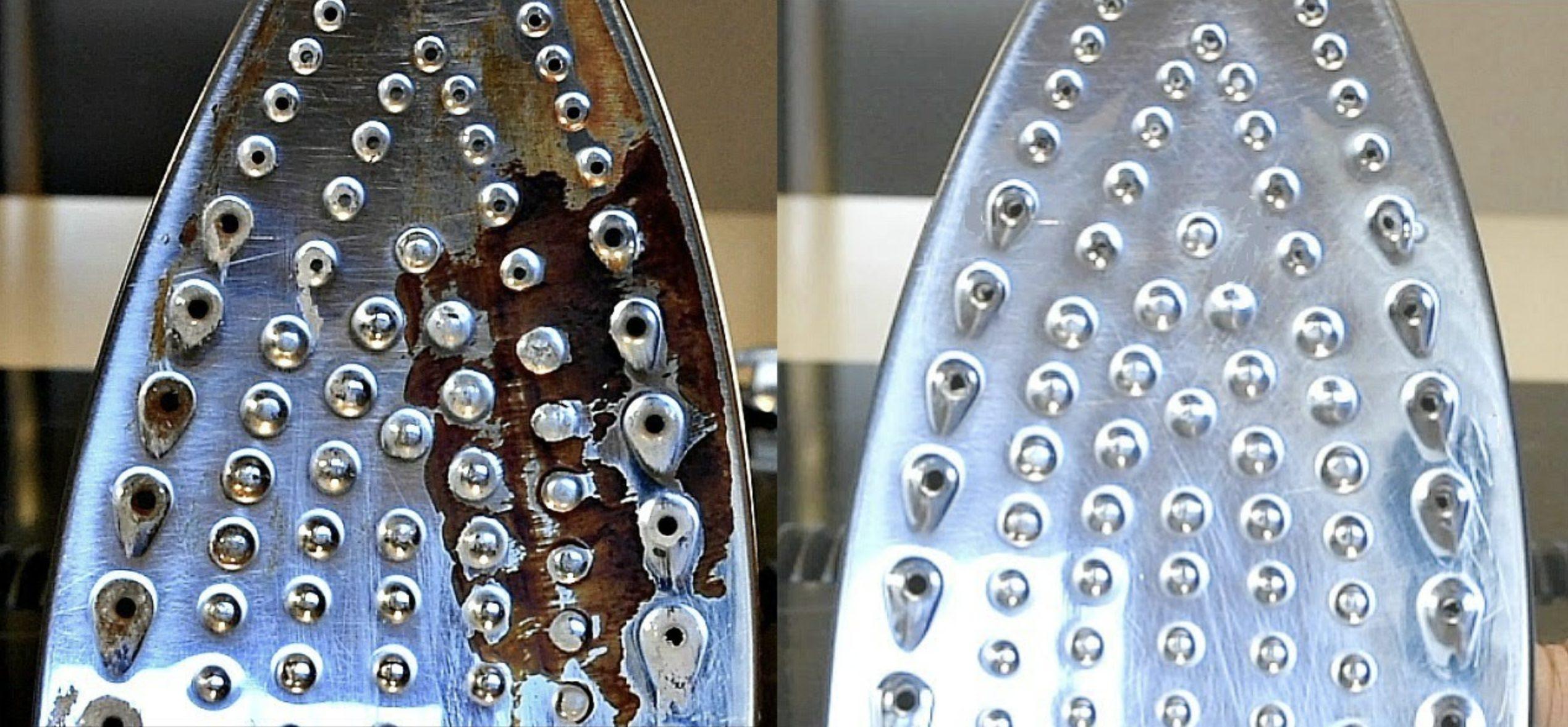 Pulizia Ferro Da Stiro come pulire il ferro da stiro in maniera naturale ed efficace