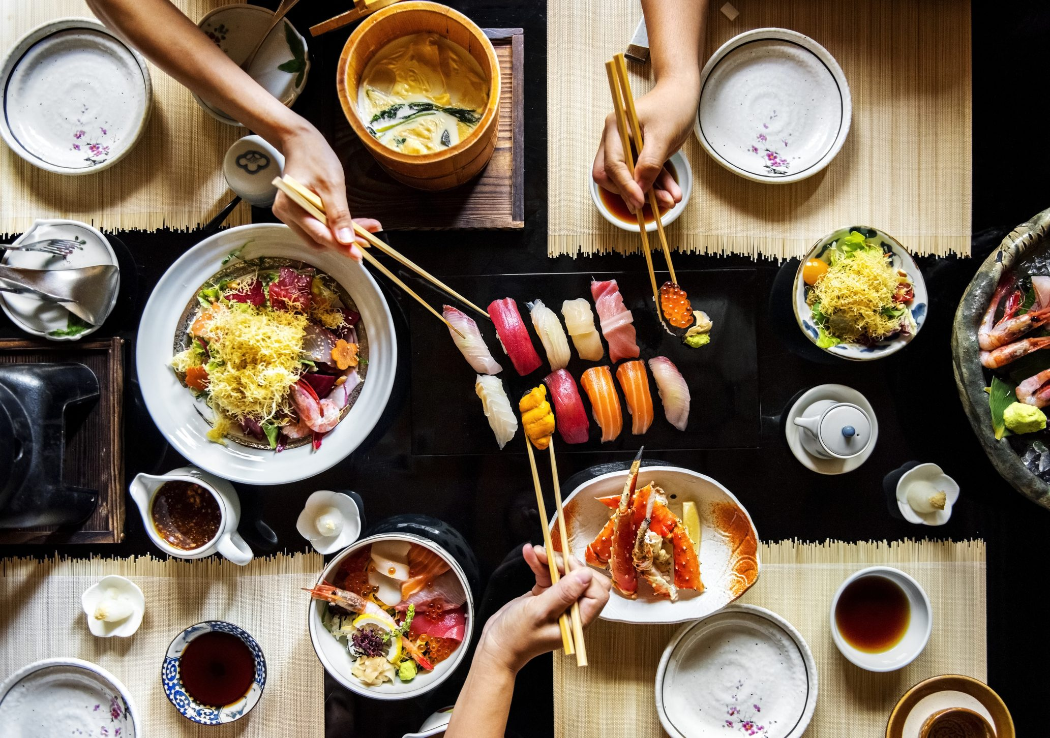 cibo giapponese per dimagrire