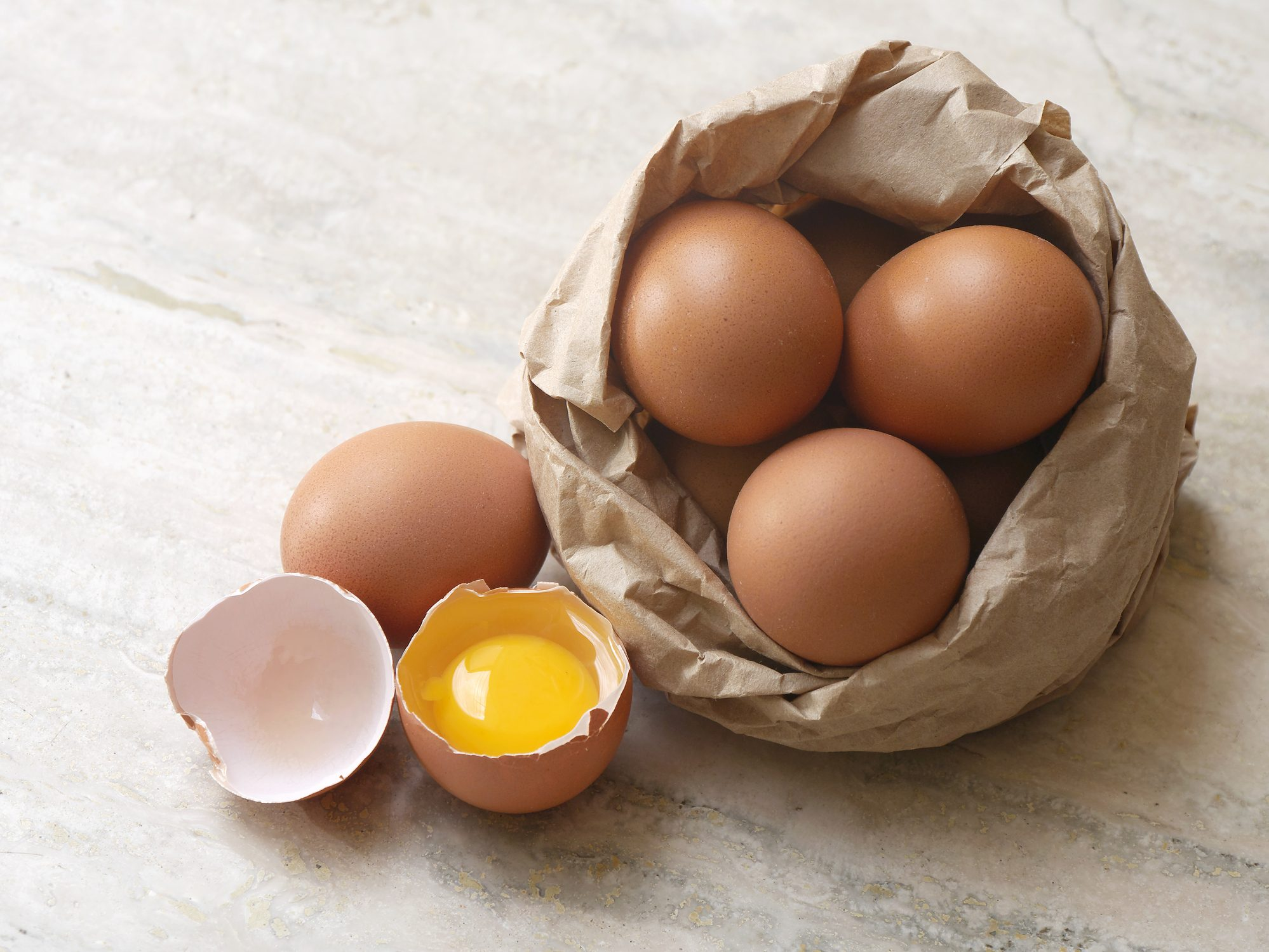 Cosa succede se consumi troppe uova in una settimana | Ohga!