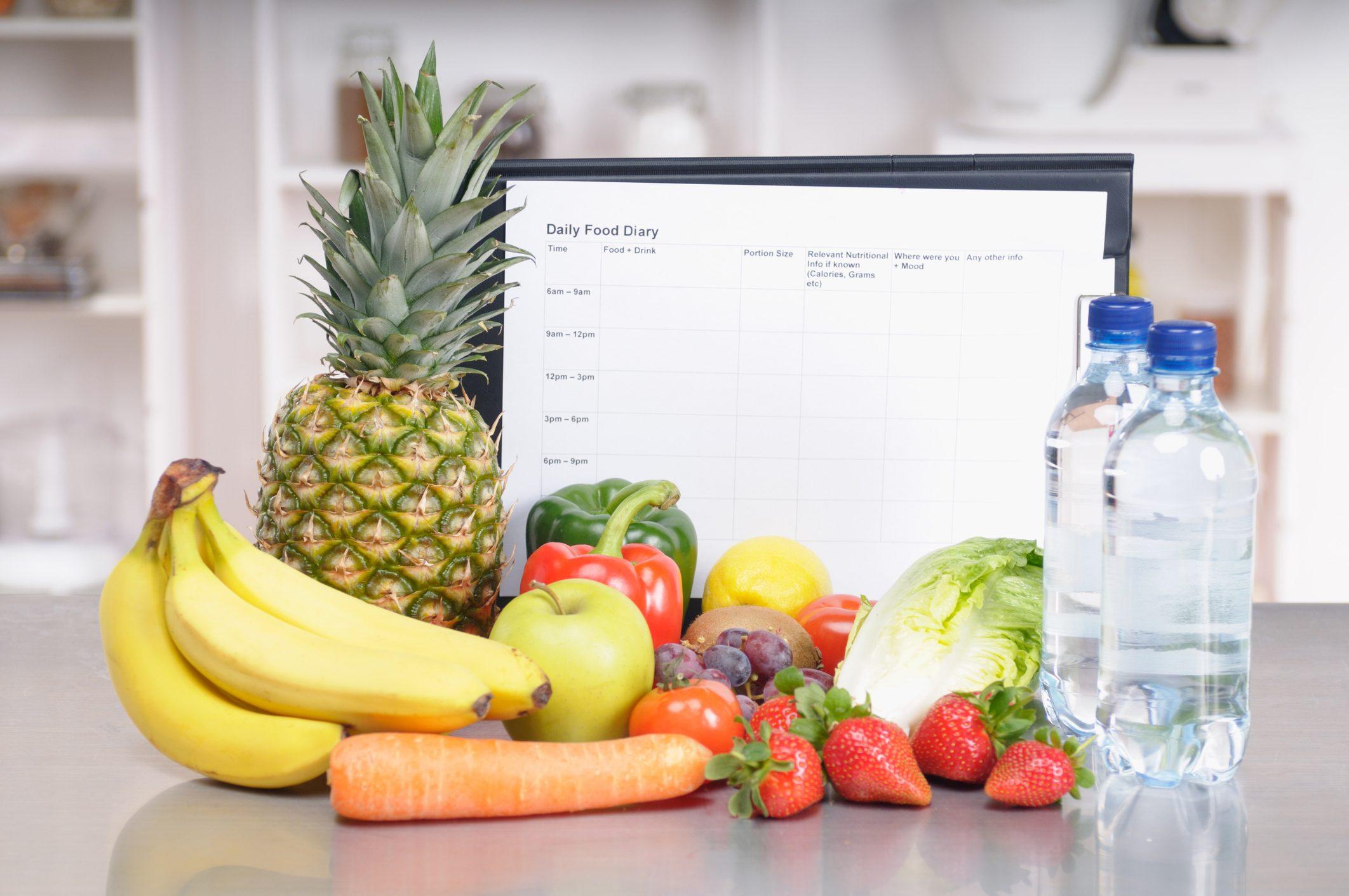 perdere peso cambiando le abitudini alimentari
