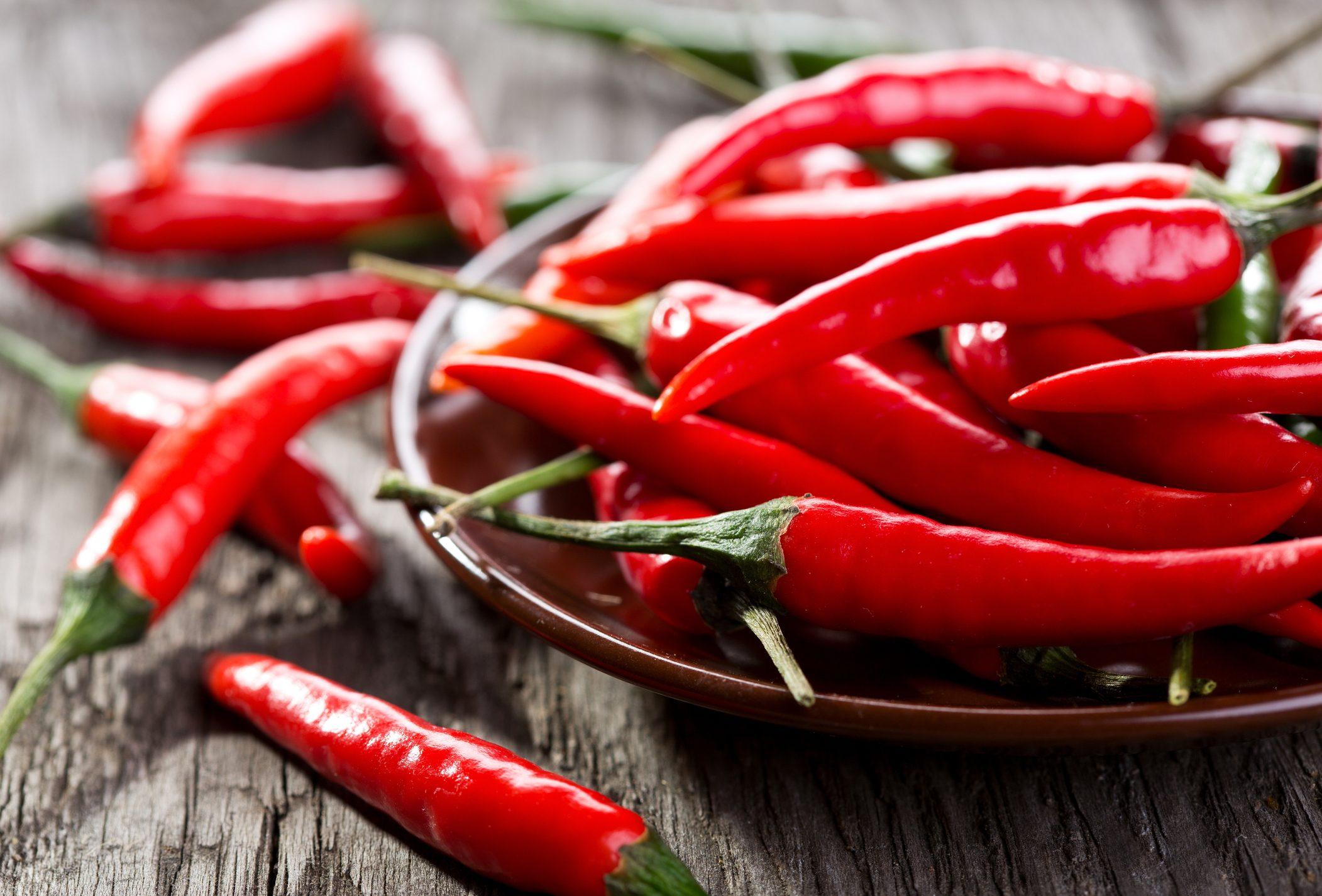 Le varietà di peperoncino più diffuse | Ohga!
