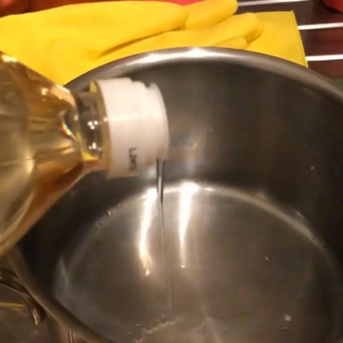 Pulire I Vetri Con Aceto come pulire le pentole in acciaio inox con l'aceto   ohga!
