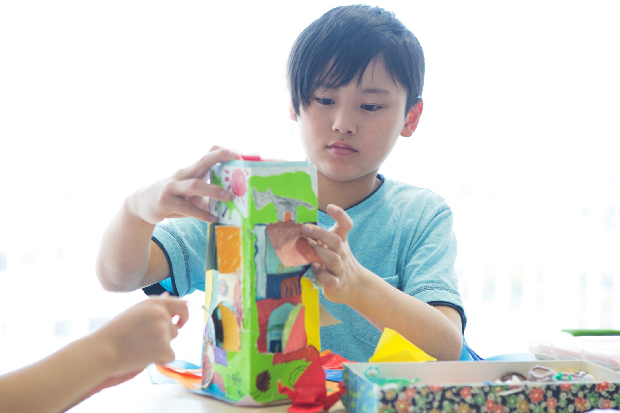 Tetrapak lavoretti bambini