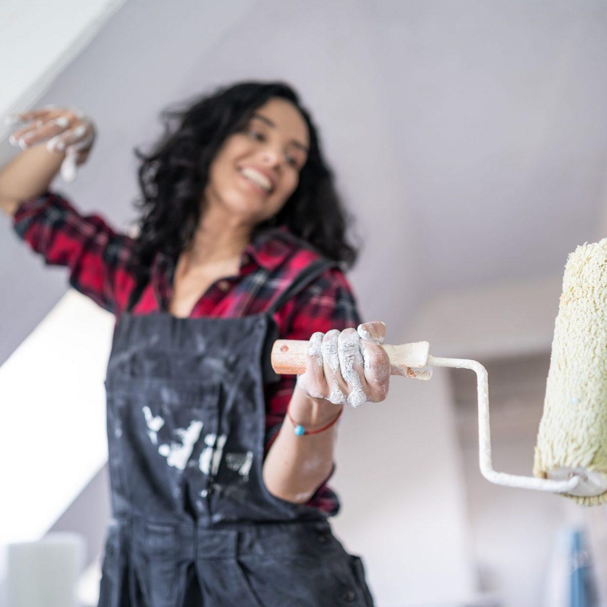 Rinnovare Pareti Di Casa giorno 17 in casa: rinnova le pareti di casa | ohga!