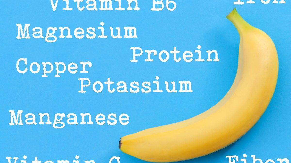Come Coltivare Un Banano le proprietà della banana: i benefici, i valori nutrizionali