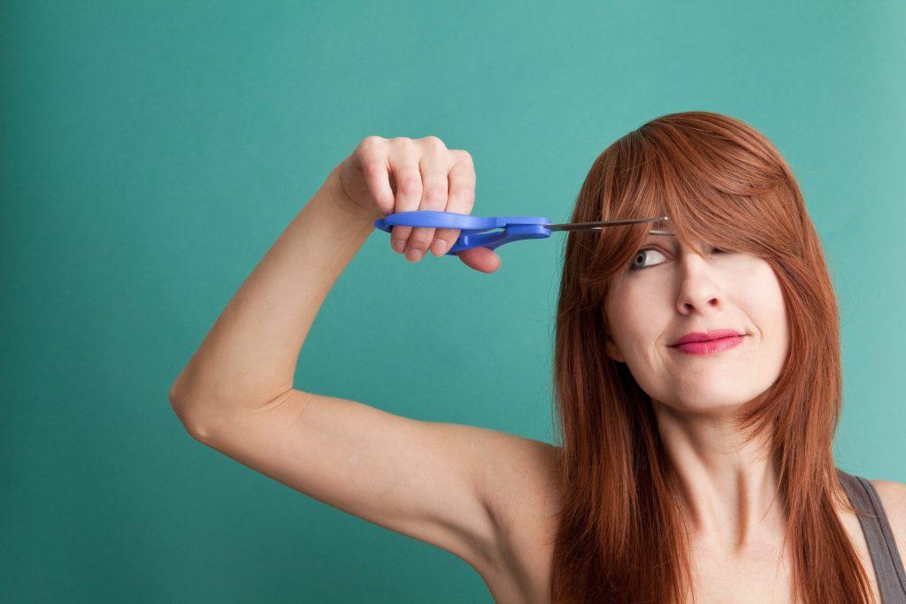 Come tagliarsi i capelli da soli: 8 consigli da seguire ...