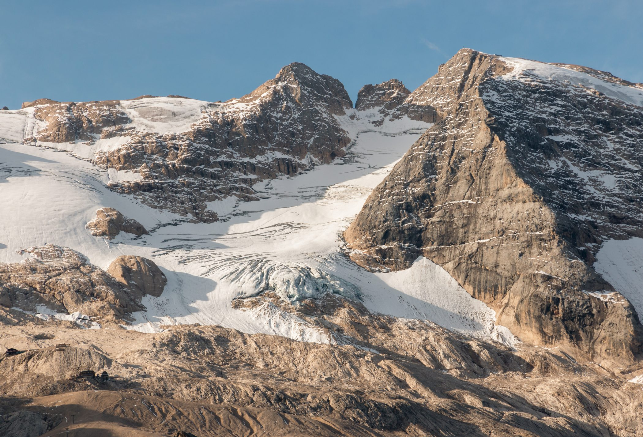 Parte la Carovana dei ghiacciai per ricordarci gli effetti ...