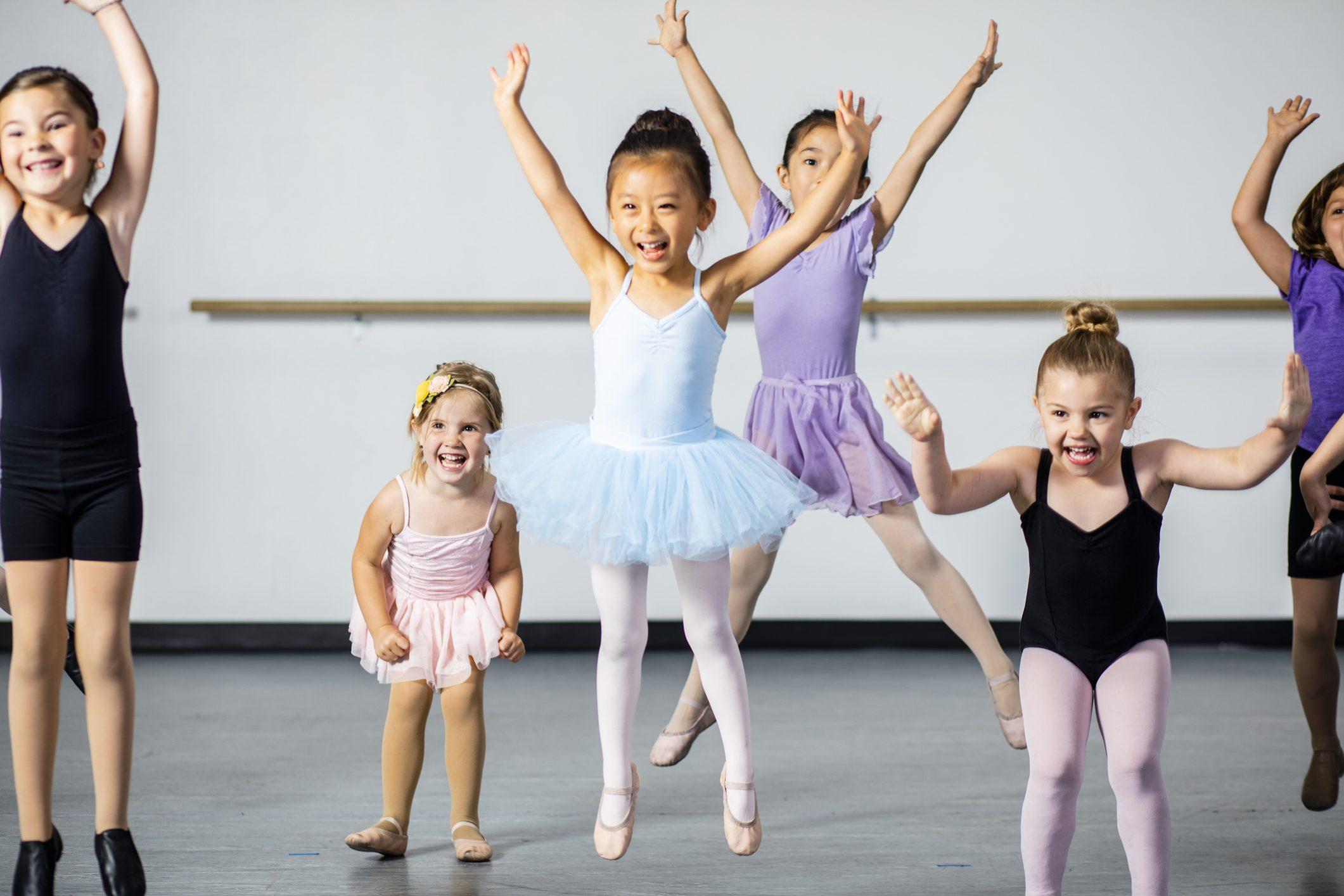 Danza per bambini: benefici e come scegliere il corso | Ohga!
