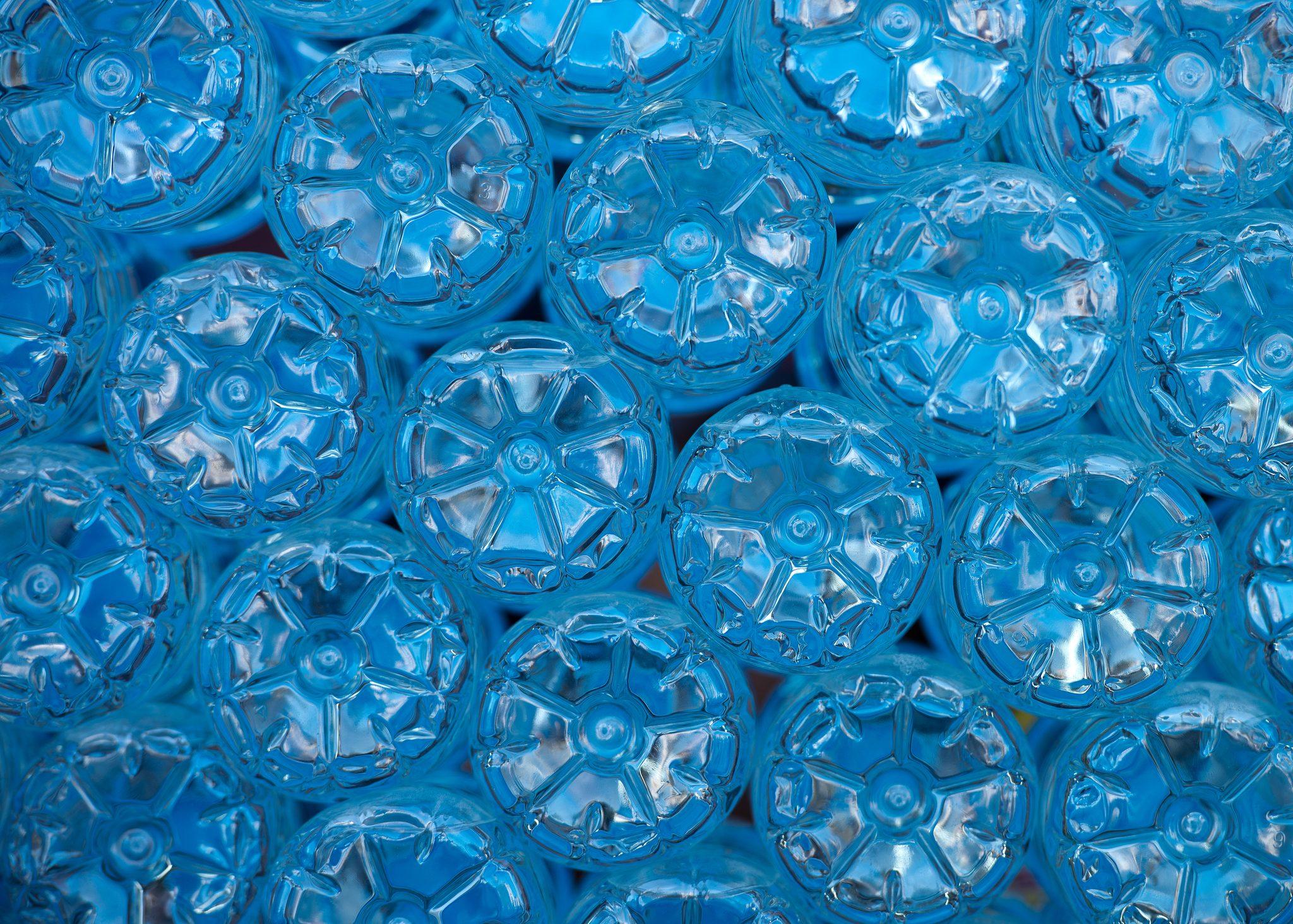 vaso giardino riciclo plastica