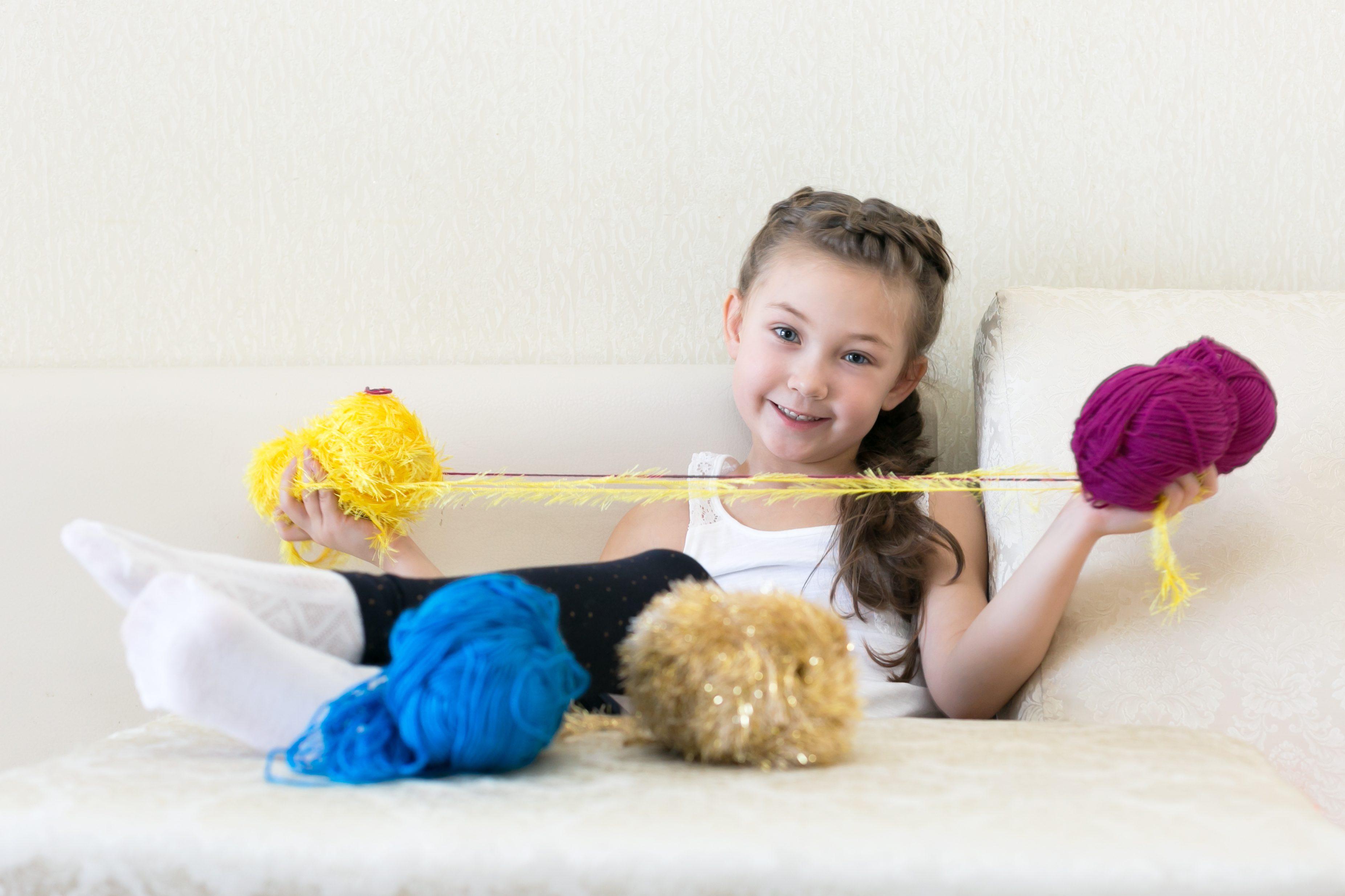 Telaio fai da te per maglia